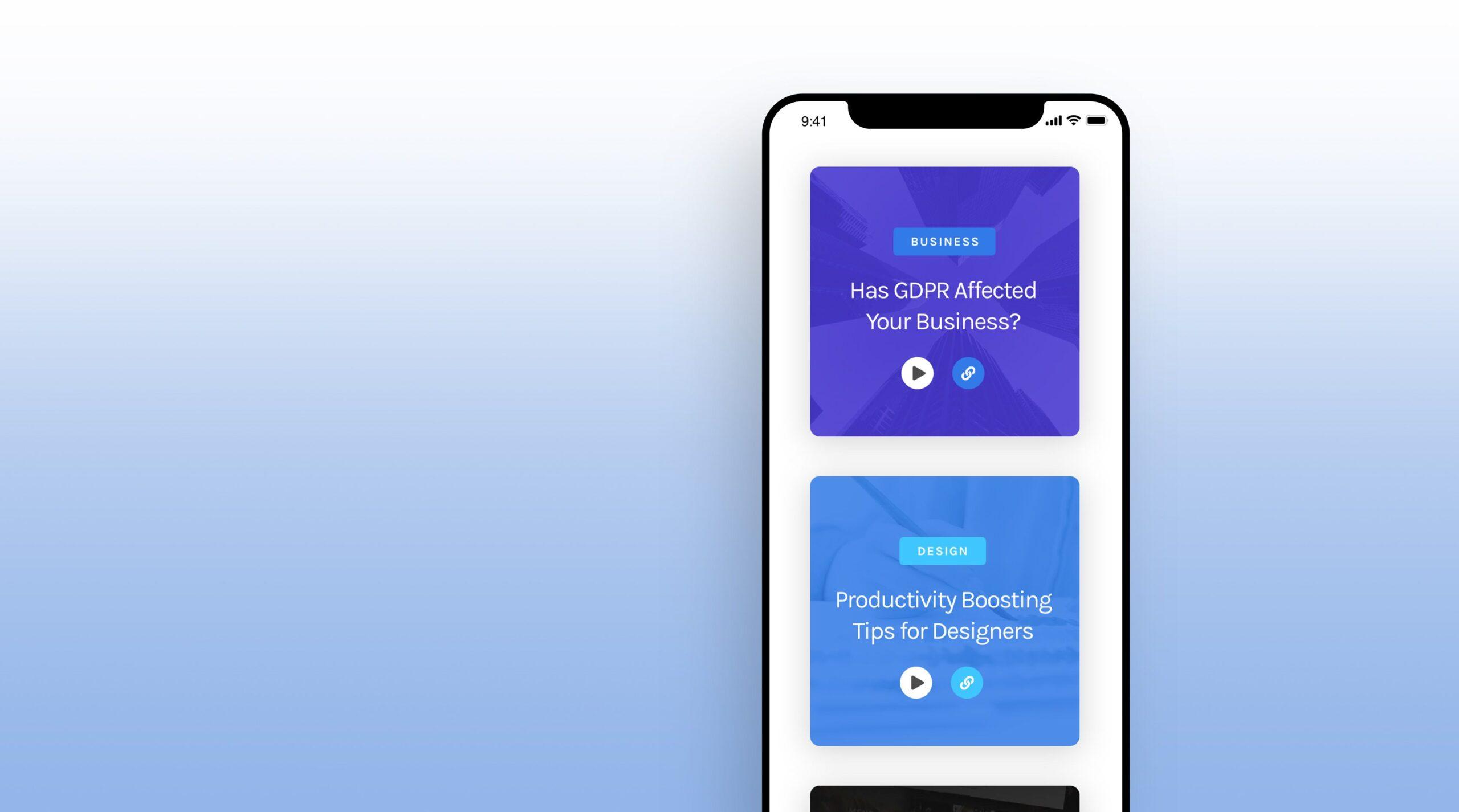 Download App Background